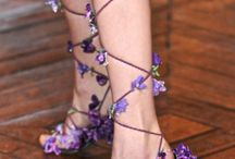 Shoes. Whimsical ones