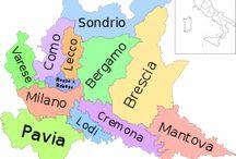 Geografia regioni italiane