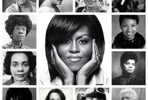 Black History BEaUty / The history of black hair in pictures...