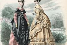1868s fashion plates