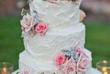 The wedding: Cake / by Kenzi Kennedy