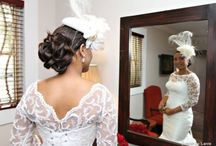 Wedding Gowns / Gorgeous and intricately designed weddings gowns