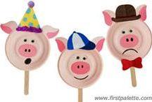 Little pigs