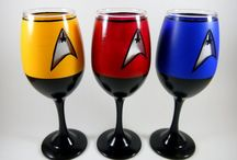 Geek Glassware (and other nerdy booze finds)