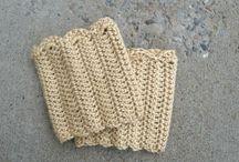 Acessórios moda croche | Fashion crochet accessories
