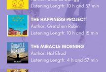 Books (also audio)