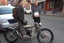 Superbes motos