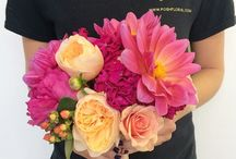 Bouquet Faves by Posh Floral / My favorite bouquets which Posh Floral designed for our Posh Brides