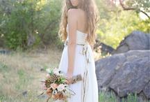 Bohemian weddings / by Wedding Wonderland