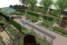 Project Mottisfont Abbey National Trust Walled Garden