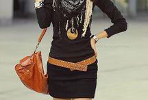 Fashion Forward / by Mia Pabon
