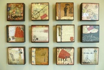 Wood Art Blocks