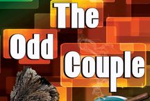 THE ODD COUPLE (2014) / When slovenly sportswriter Oscar takes in his neurotic, neat-freak friend Felix after his wife throws him out, what results is pure comedic genius. Discover (or rediscover) this comedy classic on the QCT stage...  RUNNING: May 8-11 & 15-18
