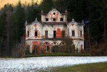 case posti abbandonati