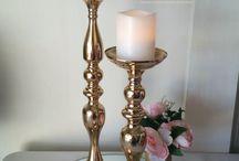 Pink Wedding Centerpieces / #pink #wedding #centerpieces