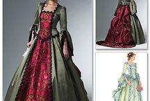 Vestidos antiguos