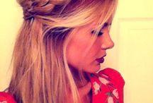 Hair ideas / Ideas to try!