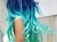 Bunte Haare <3 / Ich poste hier Bilder zu bunten Haaren, alle sind aus dem Internet. (= Ich hoffe es gefällt euch trotzdem...
