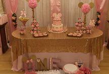 Minnie verjaardag Annaya