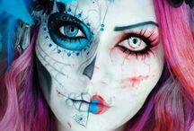 make up/masks