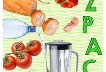Comer 6 : Canción y alimentación