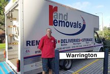 Rand Removals / Rand Removals is committed to offer a removal service that is personal, giving the customer the confidence to trust their items with our company.