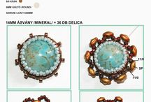 Beading Tutorial / by Beata Sikorska