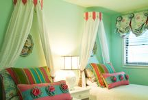 Ideas for bedding  / by Whitney Staggs