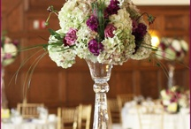 Tall Centerpieces / by Chickabloom Floral Studio