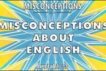EnglishLanguage : useful : interesting / English language : interesting useful stuff #esl