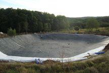 Lac artificial Buzau 3300 m² / Lac artificial Buzau 3300 m² http://hidroizolatiiromania.ro/portfolio/lac-artificial-buzau-3300-m²/