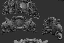 3D Environments / 3D environment art