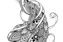 Creative: Coloring Pages