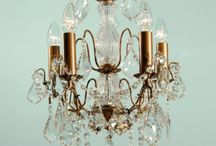 Chandeliers/Lamps