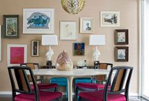 Dining Spaces / by TicklesandTots