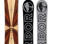 Bamboo Snowboards