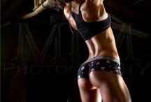 Trening / Motivasjon, idéer, mat & good looking people!