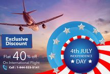Independence Day Flight