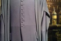 Costuming | Snape / Research for making a Snape costume for my brother