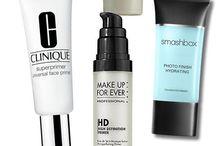 Top 10 Make-up Primers / Make-up