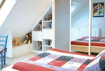 Freddie's bedroom