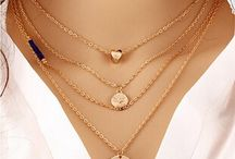 FREE Gold Multi-Layered Heart Necklace - Just Pay Shipping!
