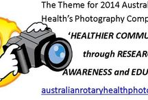 """PHOTO COMPETITION 2014 / Australian Rotary Health will launch their digital photography competition on Australia Day Sunday 26th January, 2014. The aim of the photography competition is to inform the general public about Australian Rotary Health and in return motivate the community to share their concept of who Australian Rotary Health is and what it represents.The competition theme is """"HEALTHIER COMMUNITIES through RESEARCH, AWARENESS and EDUCATION"""" will challenge photographers"""