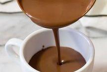 Chocolate quente verdadeiro