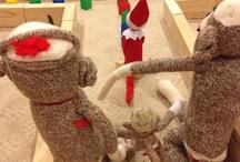 Elf on the Shelf ideas / by Cara Waskom