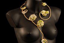 floral jewelery /  floral jewelery 2013 Angelica Lacarbonara