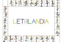 Preparación de la enseñanza de la Lengua en E.I. / Pints interesantes para trabajar el lenguaje en la etapa de educación infantil.