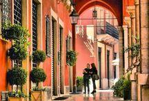 Verona / Huwelijksreis