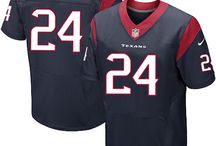 Johnathan Joseph Nike Jersey – Authentic Elite Texans #24 Blue White Jersey / The Houston Texans Johnathan Joseph jersey are available now for purchase at Official Shop! Shop the much-anticipated Blue and white Texans jerseys for Men's, Women's,Youth and Kids'. Shop authentic elite, replica game, or premier limited Houston Texans Johnathan Joseph jersey today to be ready for the 2012-2013 season! The new Johnathan Joseph team color and away jersey in stock now. Size S, M,L, 2X, 3X, 4X, 5X. / by Noe Ihnat