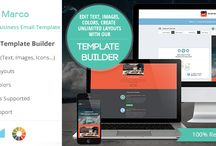 Email Templates  / Here is our growing collection of Email Templates.  / by Big Bang Themes